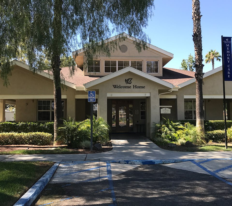 Home-like Healthcare Services Arranged In-House at Pacifica Senior Living Hemet, California, 92543