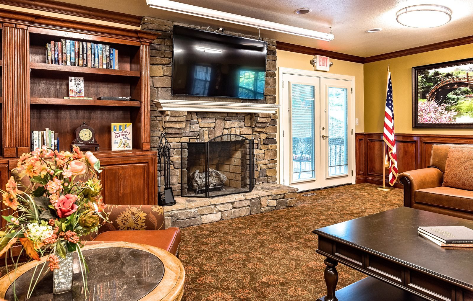 Accessible Living Space for Life at Pacifica Senior Living Heritage Hills, Hendersonville, NC