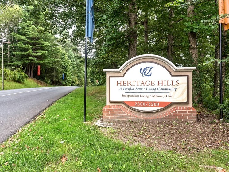 Dignity and Care for Life in Heritage Hills Senior Living NC