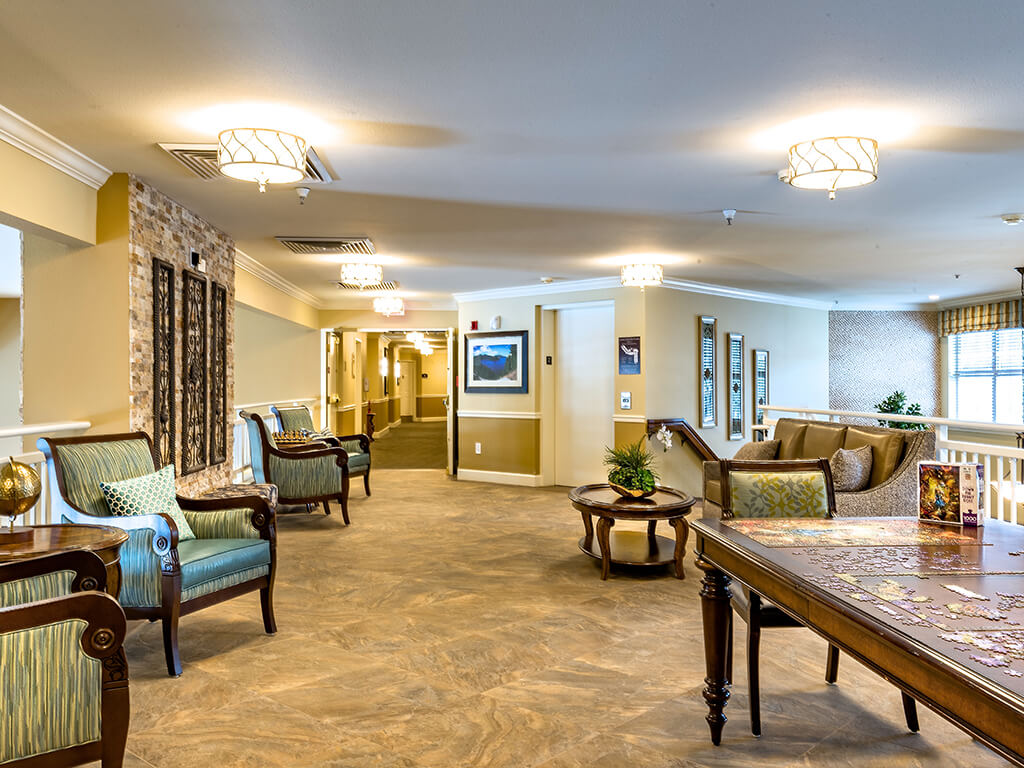 Weekly Social Hour at Pacifica Senior Living Klamath Falls, Klamath Falls, OR