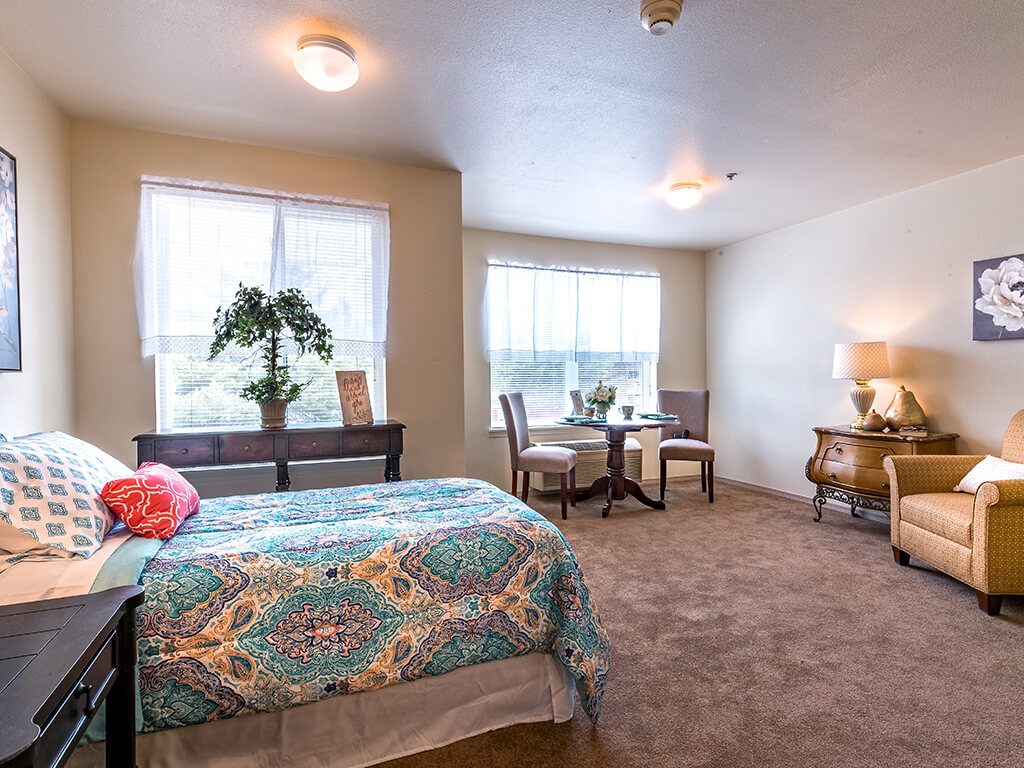 Large Suite with Everything You Need at Pacifica Senior Living Klamath Falls, Klamath Falls