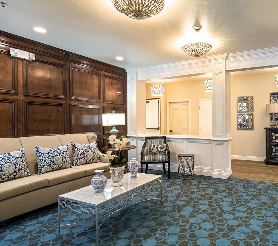 Spacious Layouts at Pacifica Senior Living Merced, Merced, California