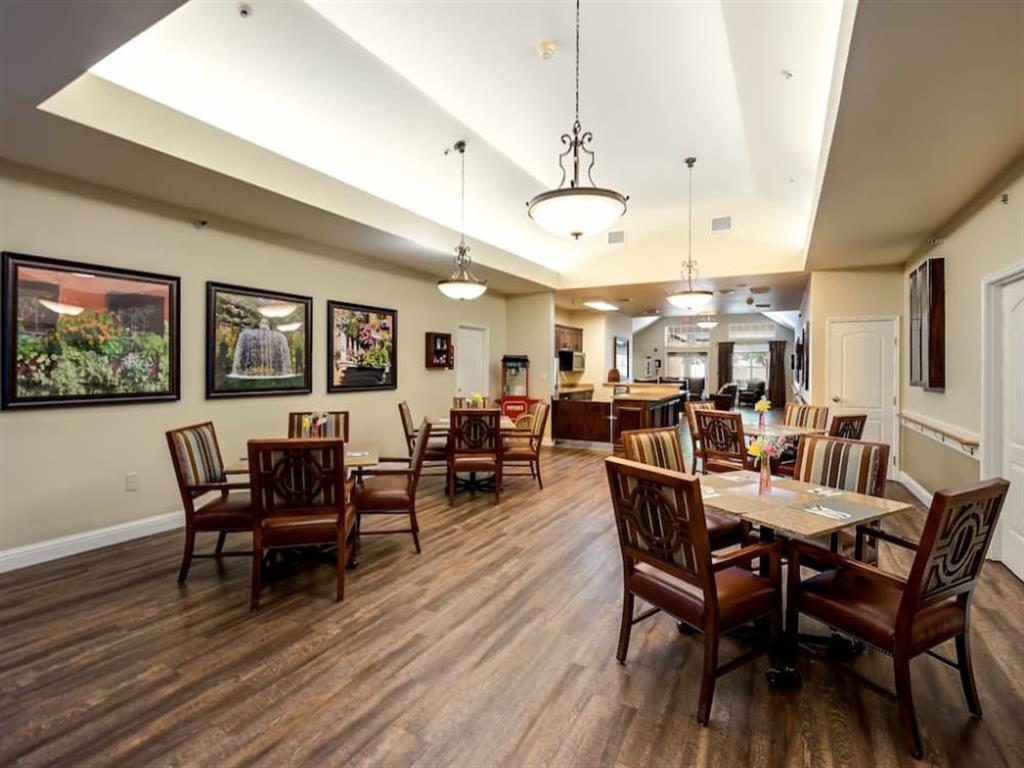 Healthy Meals, Snacks and Some Special Diets at Pacifica Senior Living Modesto, California
