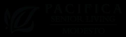 Pacifica Senior Living Modesto Logo