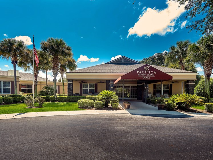 Affordable senior apartments at Pacifica Senior Living Ocala