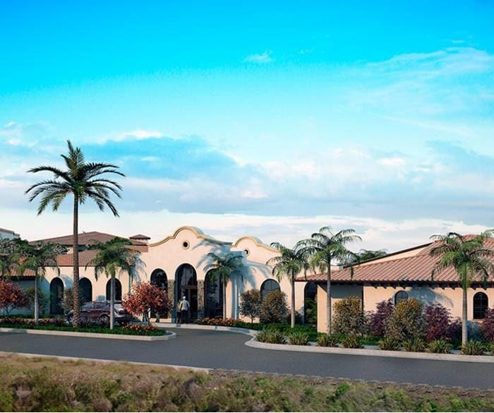Secure, home-like environment at Pacifica Senior Living Oceanside where residents can enjoy their retirement