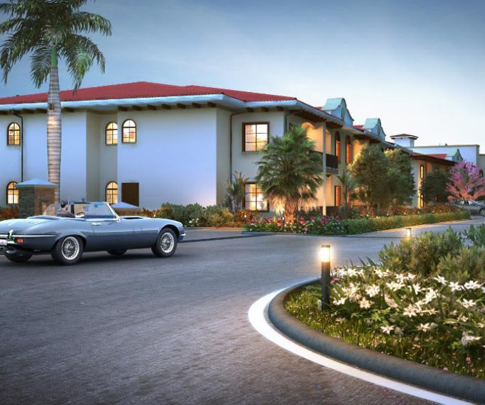 Pacifica Senior Living Oceanside offers a luxury parking area in Oceanside, California