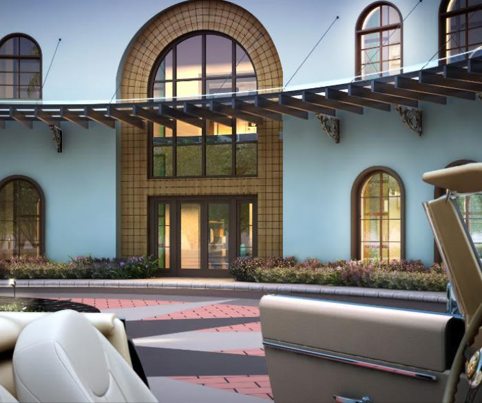 Enjoy a luxury parking area at Pacifica Senior Living Oceanside