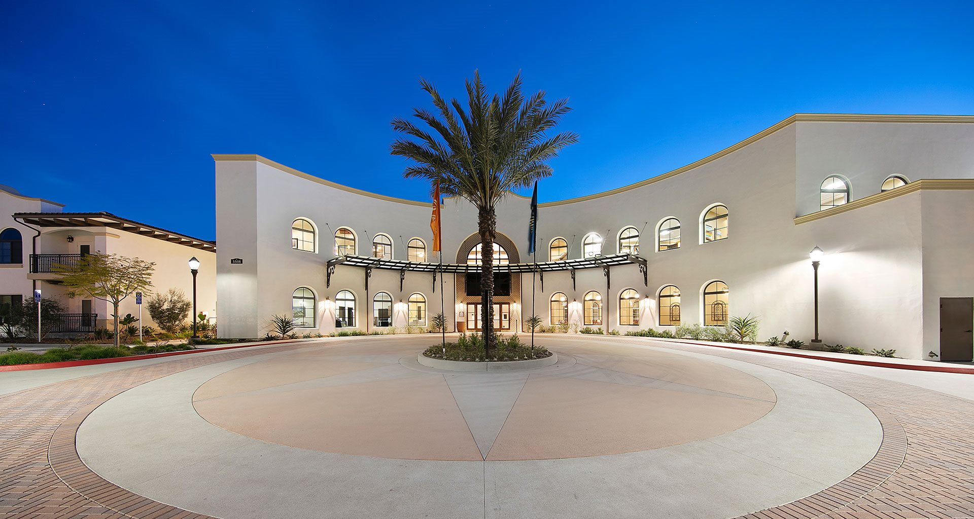 Elegant Exterior View Of Property at Pacifica Senior Living Oceanside, Oceanside, CA, 92057