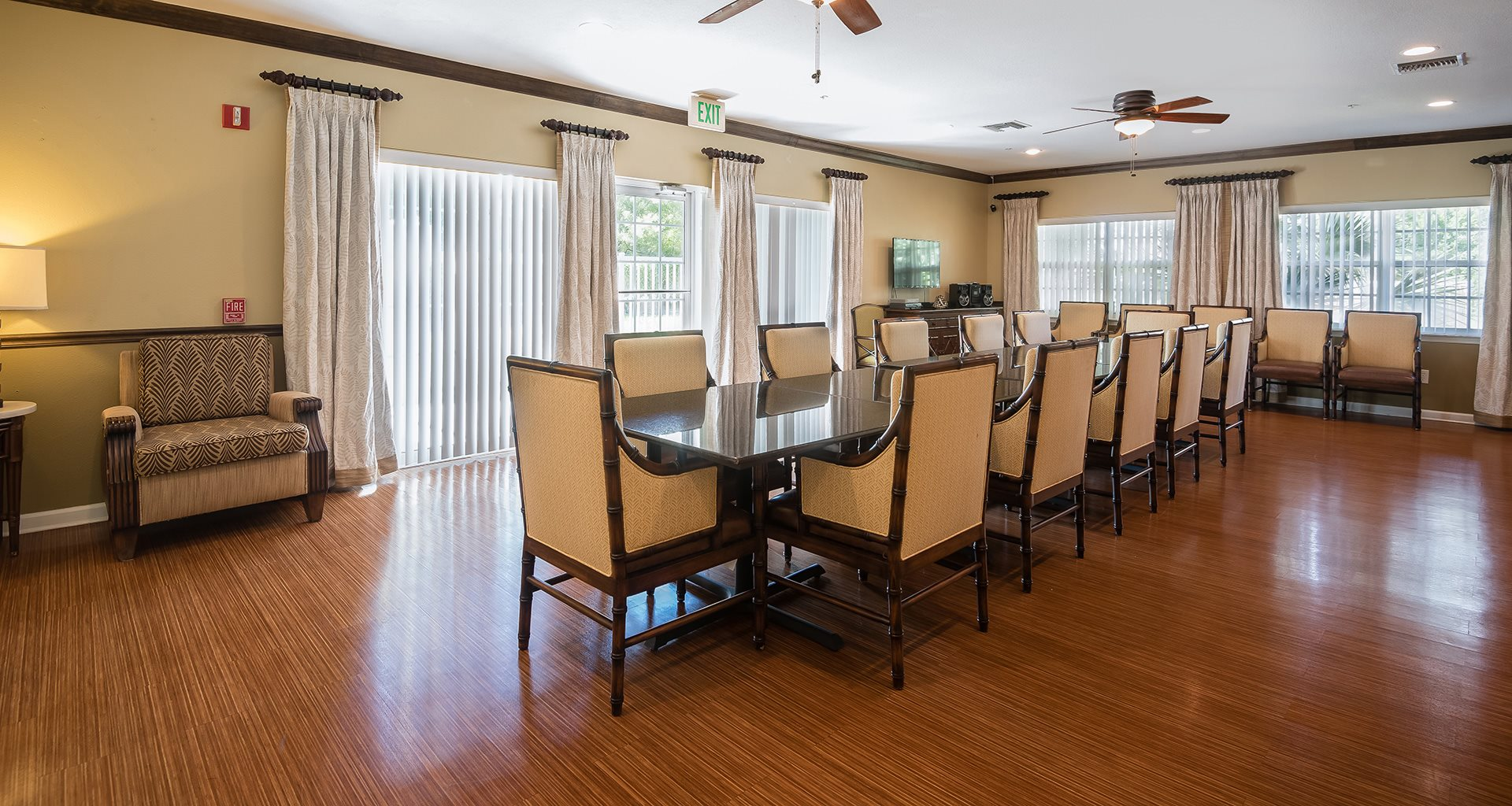 Gourmet Meals at Pacifica Senior Living Palm Beach, Greenacres, Florida