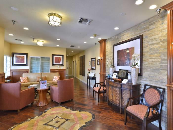 Gorgeous living spaces at Pacifica Senior Living Paradise Valley in Phoenix