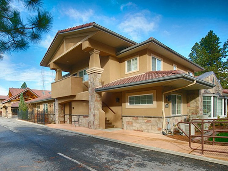 Lovely Cottage Home For Assisted Living at Pacifica Senior Living Pinehurst, Pinehurst