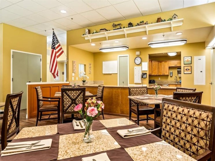 Delicious And Healthy Meals at Pacifica Senior Living Portland, Portland, OR, 97233