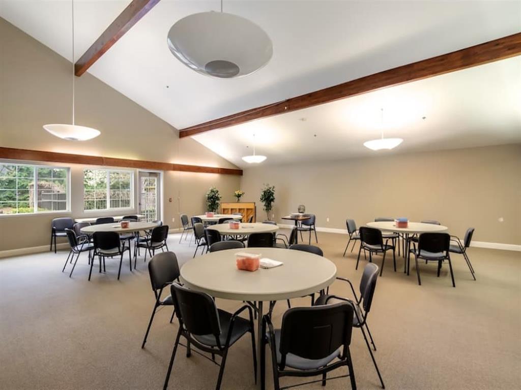 Multipurpose Activity Room at Pacifica Senior Living Portland, Portland