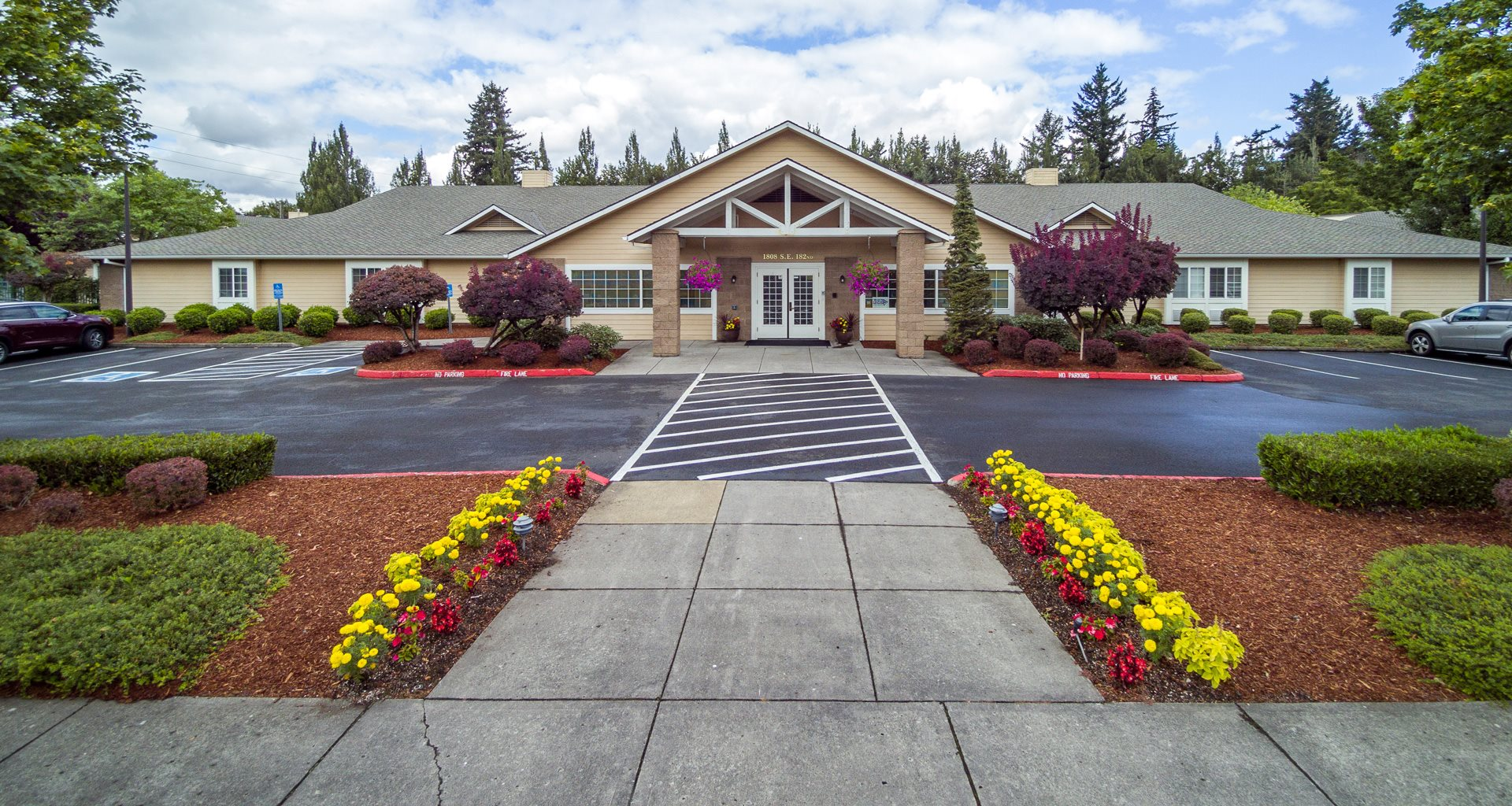 Senior community full of love at Pacifica Senior Living Portland, Portland, Oregon