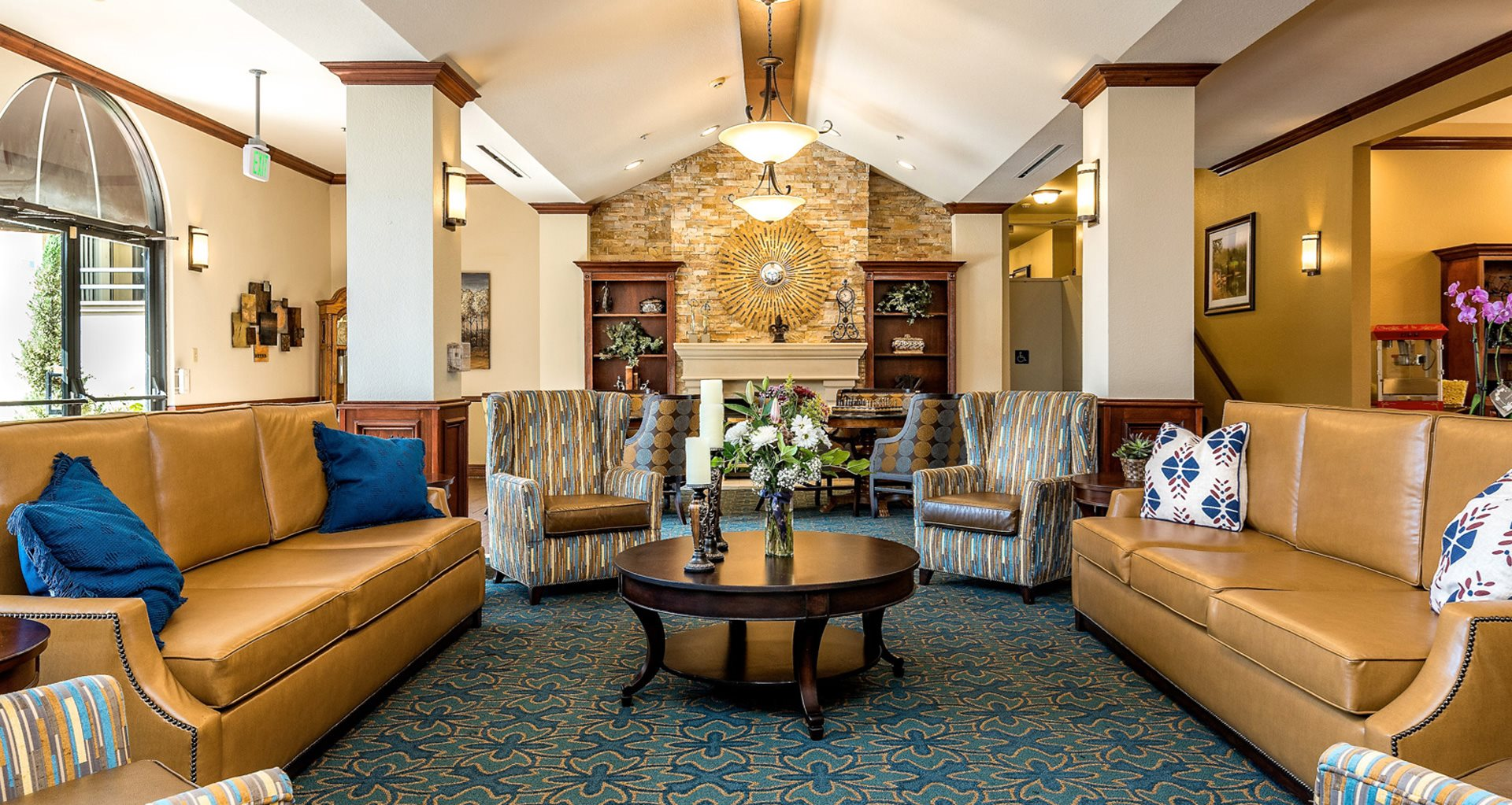 Close proximity to San Francisco Bart transit at Pacifica Senior Living San Leandro, San Leandro, CA, 94577