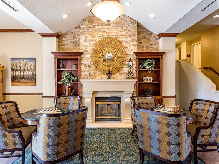 Separate Dining Area,at Pacifica Senior Living San Leandro, San Leandro, CA