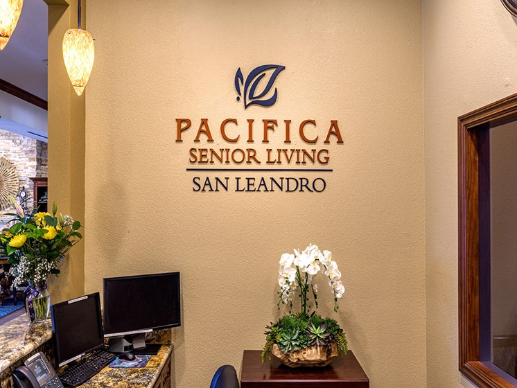 On-Site Management at Pacifica Senior Living San Leandro, San Leandro, CA 94577