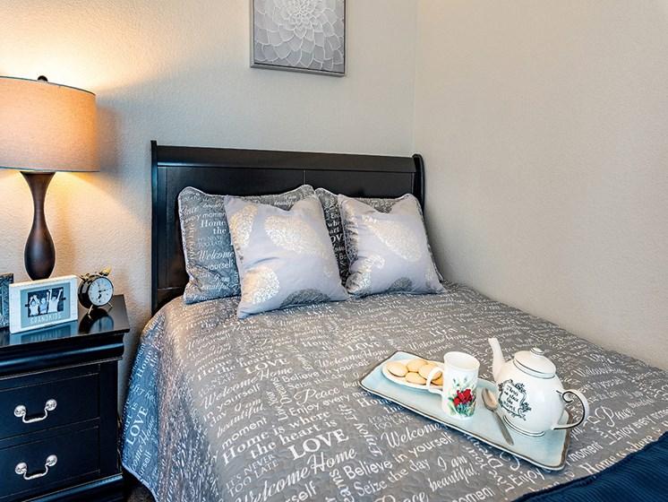 Gorgeous Bedroom, at Pacifica Senior Living San Leandro, San Leandro, 94577