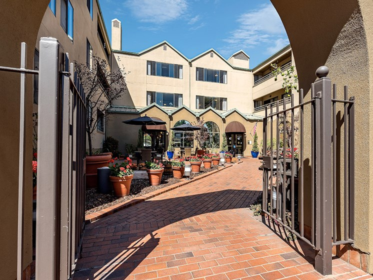 Secure and Beautiful at Pacifica Senior Living San Leandro, San Leandro, 94577