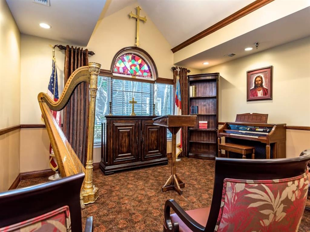 Hospice Devotional Services Available at Pacifica Senior Living Skylyn, South Carolina