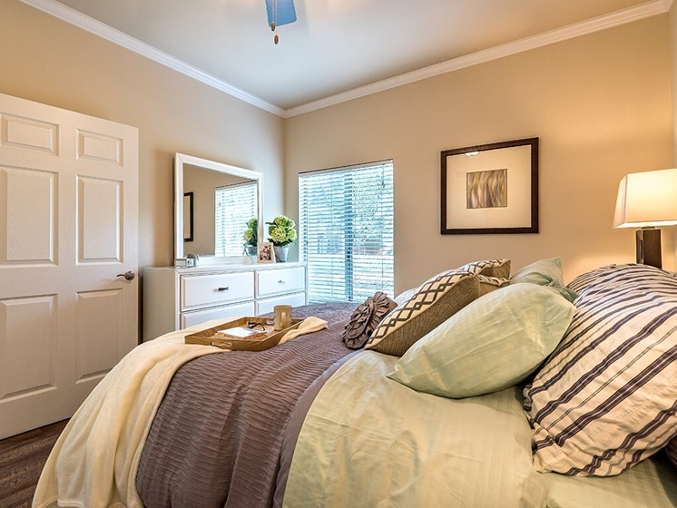 Spacious Bedrooms at Pacifica Senior Living Skylyn, South Carolina