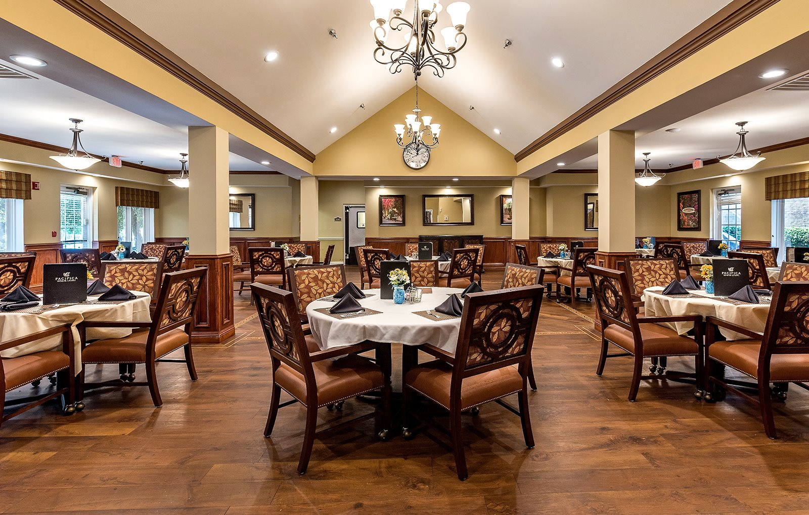 Meals Provided at Pacifica Senior Living Skylyn, Spartanburg, 29307