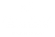 Property Logo white at Pacifica Senior Living South Coast, California