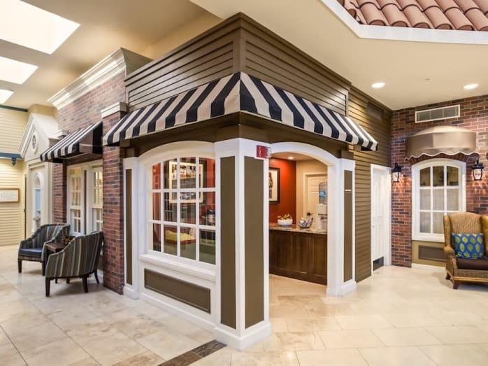 Shopping and fun at Pacifica Senior Living Spring Valley in Las Vegas, NV
