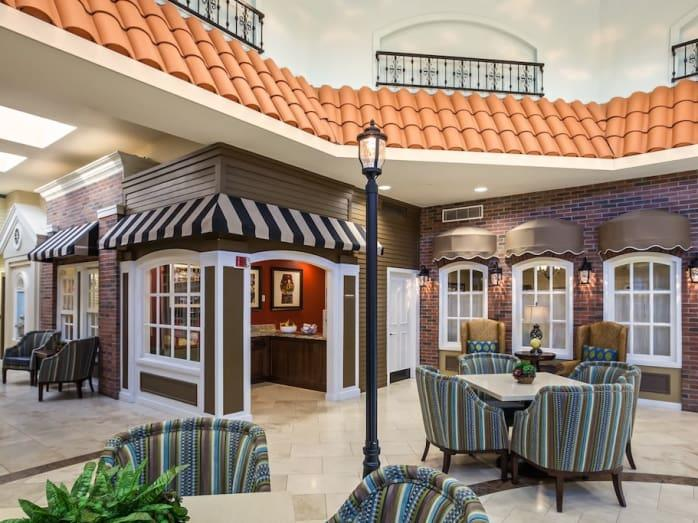 Town Square Sweet Shop at Pacifica Senior Living Spring Valley in Las Vegas, NV