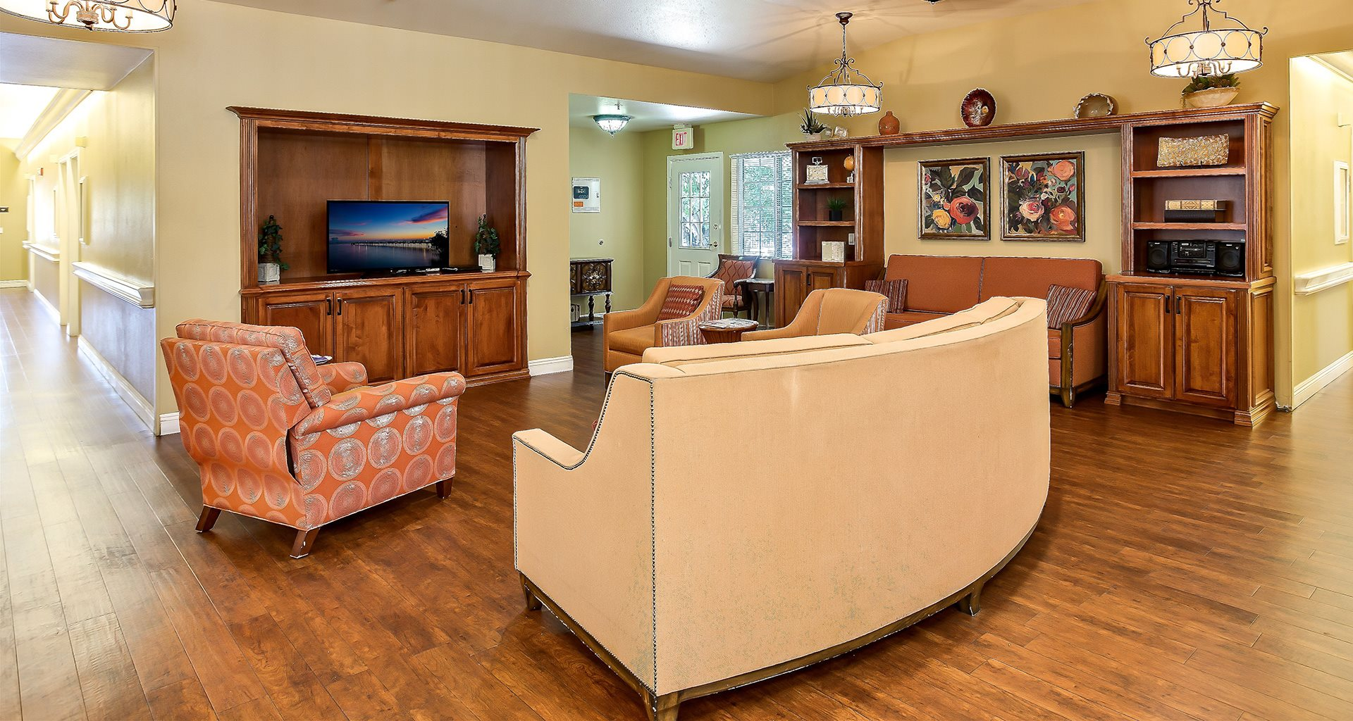Modern Floor Plans Available at Pacifica Senior Living Tucson, Tucson, AZ