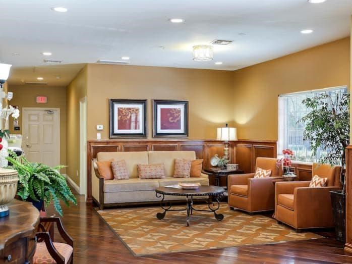 Warm living spaces at apartments in Tucson, AZ