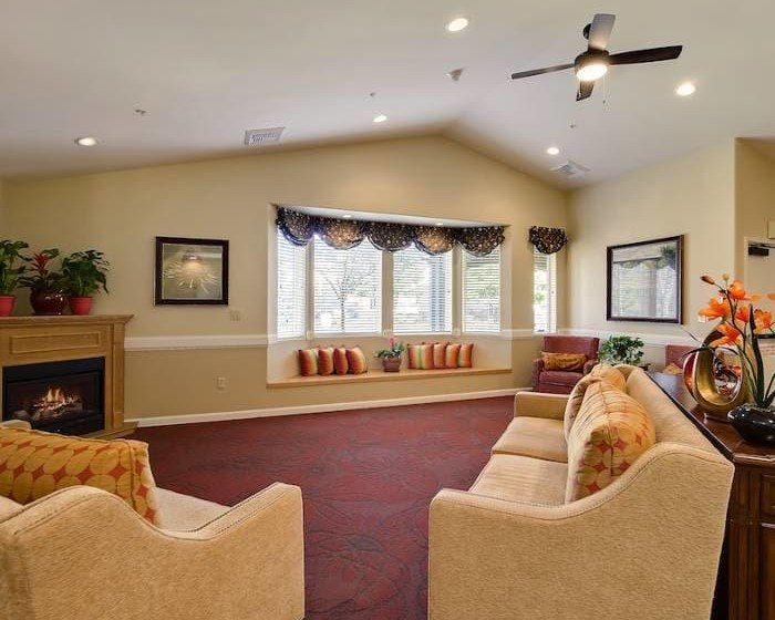 Pacifica Senior Living Vacaville in Vacaville, California is a place where you can seize every day of your retirement