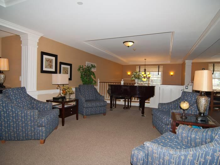 Assisted secure specialized care available at Pacifica Senior Living Victoria Court in Cranston, RI