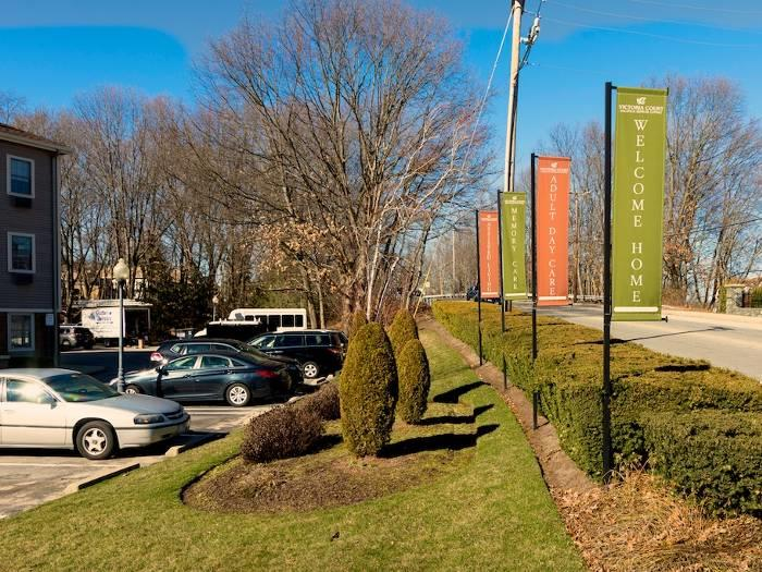 Living options for your retirement at Pacifica Senior Living Victoria Court in Cranston