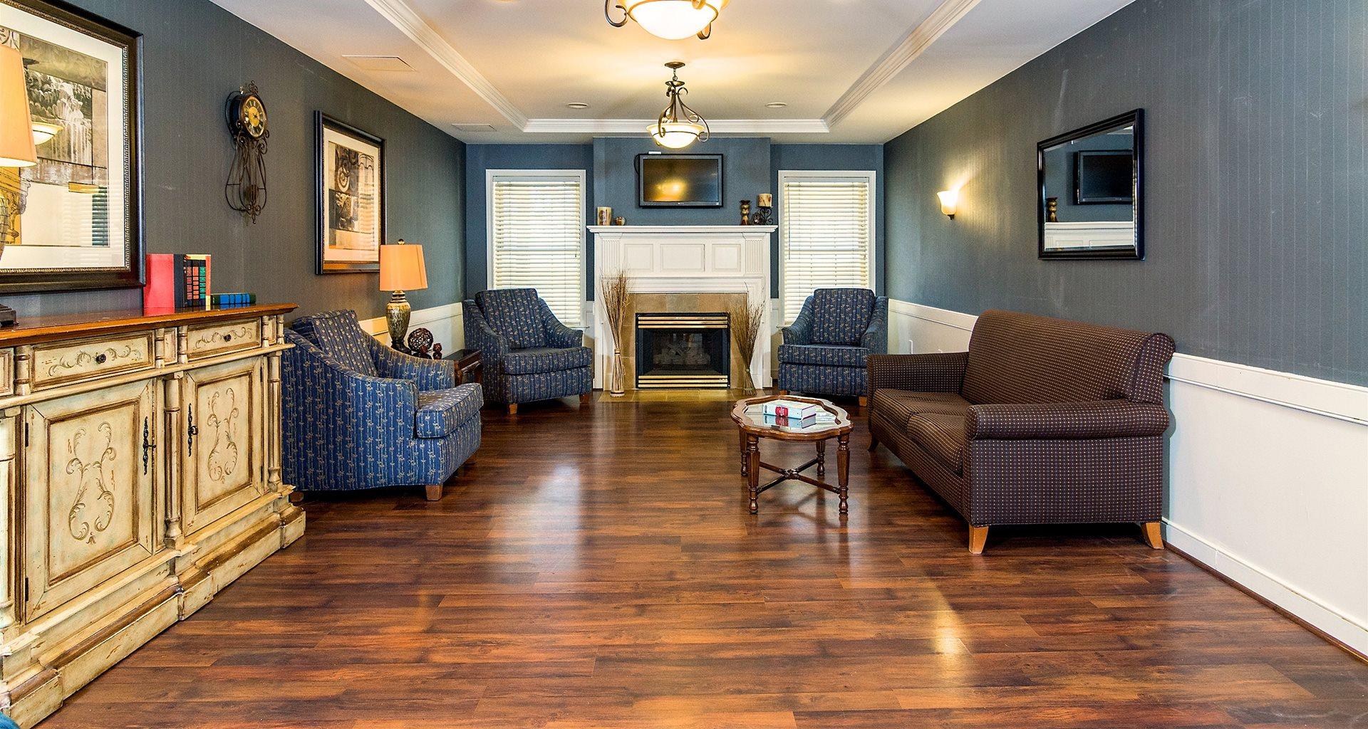 Room service at Pacifica Senior Living Victoria Court, Rhode Island, 02920