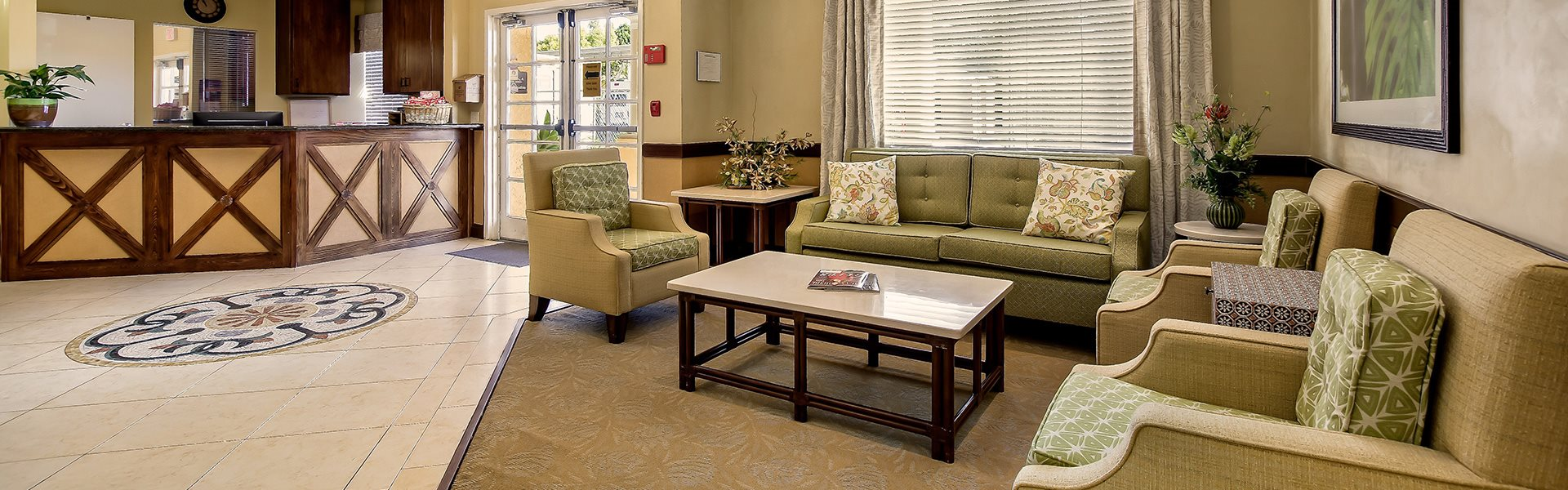 Graceful Furnished Activity Room at Pacifica Senior Living: Riverside Legacies Memory Care, Riverside, 92509