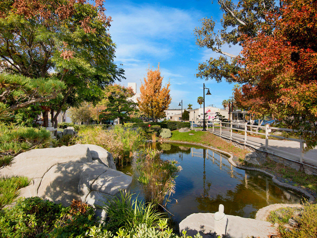 Serene Lakeside View at at Pacifica Senior Living, Sakura Gardens of Los Angeles, Los Angeles