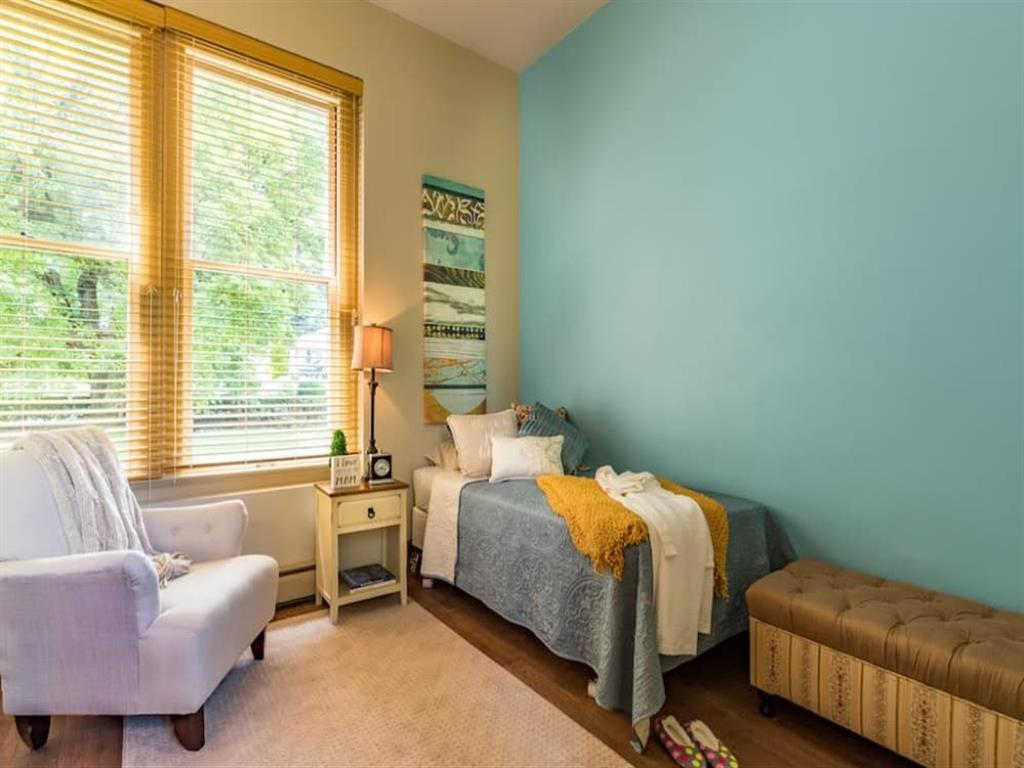Bright and Open Private Rooms Available at St. Andrews Memory Care, Portland, OR, 97215