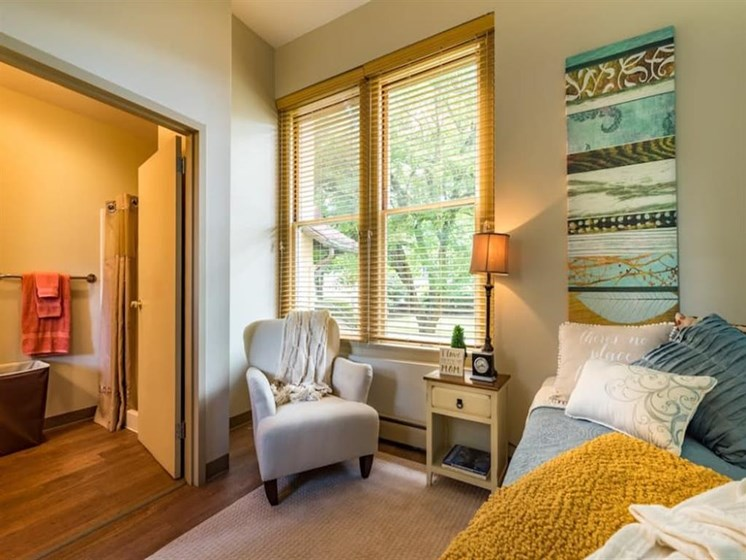 Home Style Interior at St. Andrews Memory Care, Portland, OR