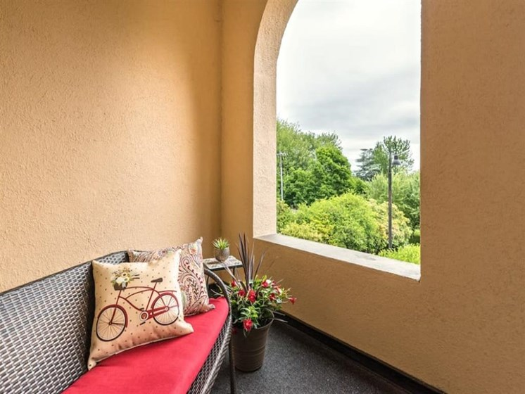 Spectacular View at St. Andrews Memory Care, Portland, OR