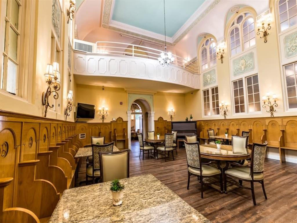 Luxurious Interiors at St. Andrews Memory Care, Portland, Oregon