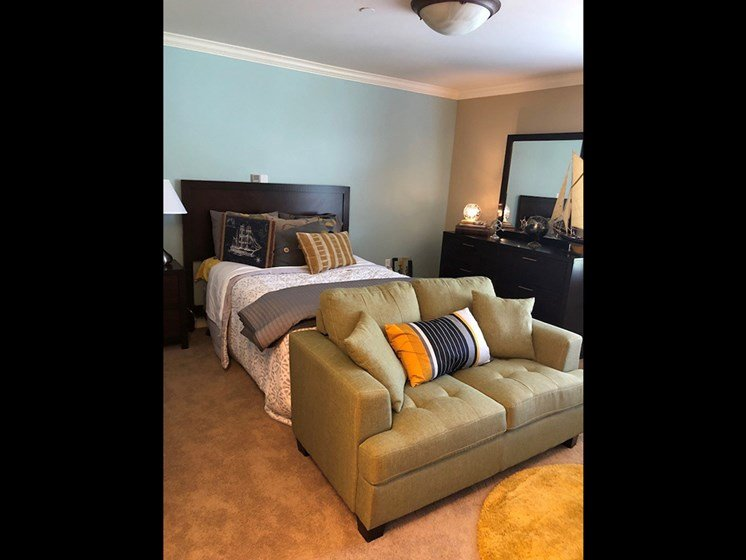 Comfortable Beds and Sofas at Meridian at Stone Creek, Milton