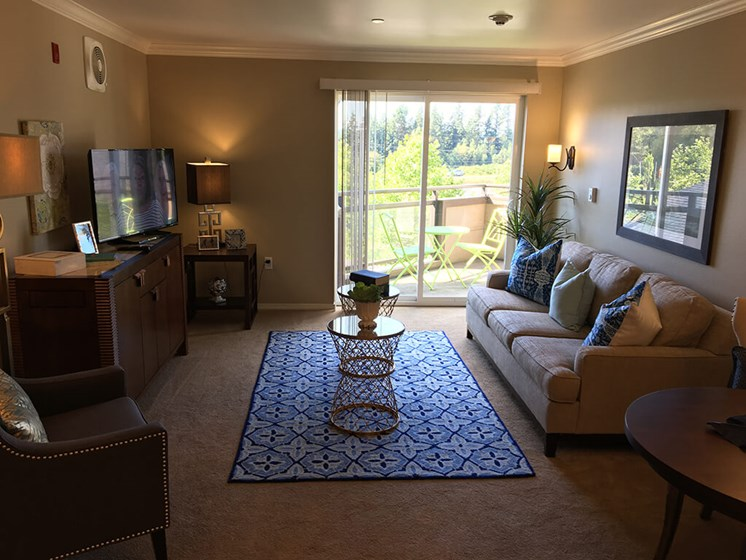 Sophisticated Apartment Living at Meridian at Stone Creek, Milton, 98003