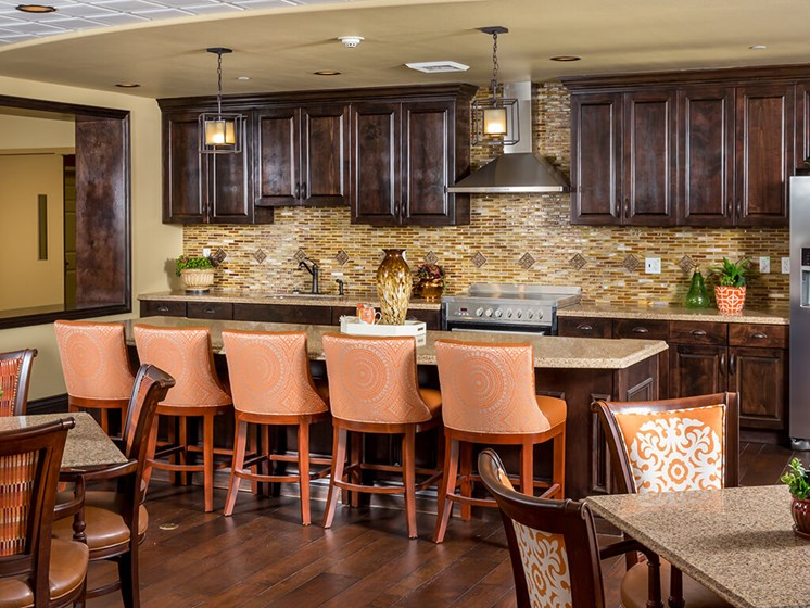 Chef-Inspired Kitchens Feature Stainless Steel Appliances at Meridian at Stone Creek, Milton, 98354
