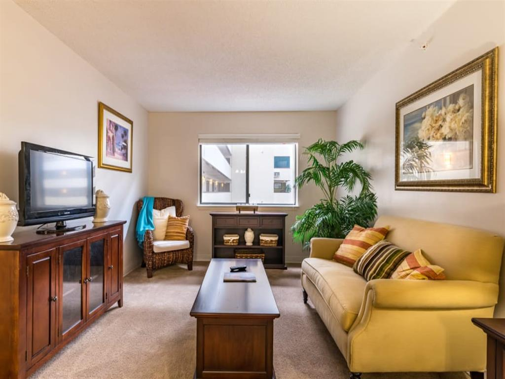 Contemporary Living Room at Meridian at Westwood, Florida, 32547