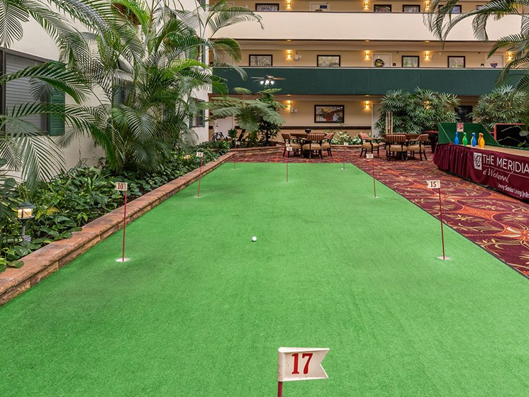 Golf Court at Meridian at Westwood, Fort Walton Beach, FL