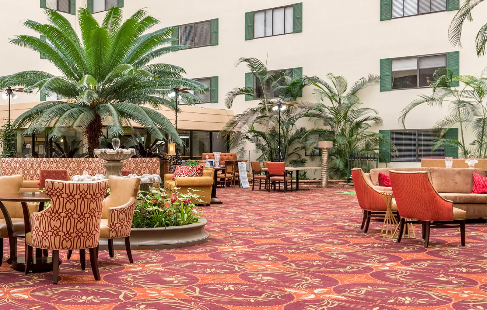 Full Carpeted Atrium at Meridian at Westwood, Florida, 32547