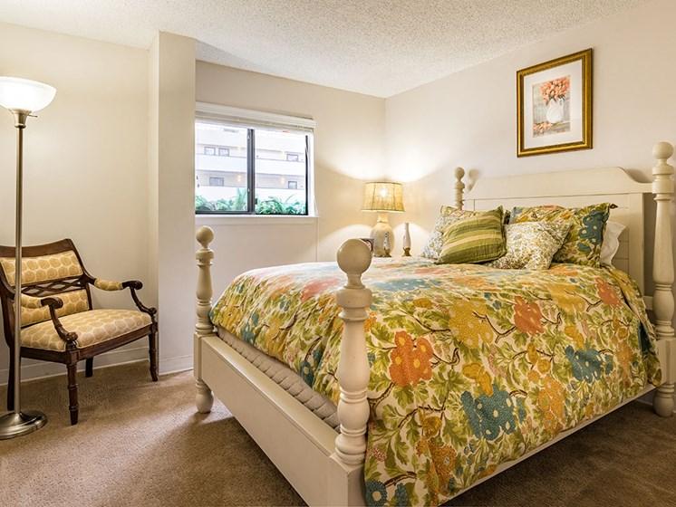 Well Lite Bedroom at Meridian at Westwood, Fort Walton Beach, 32547