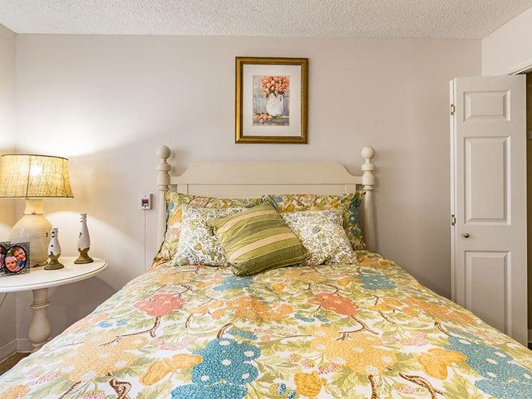 Apartment Master Bedroom at Meridian at Westwood, Fort Walton Beach, Florida